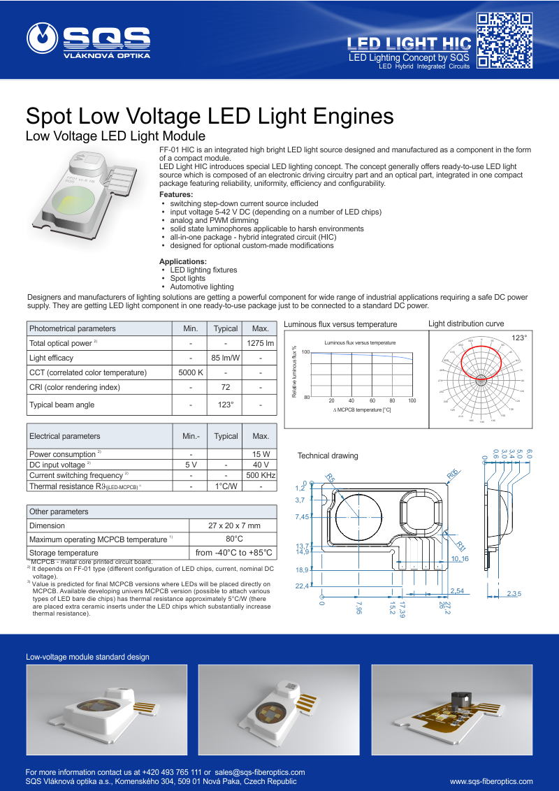 LED Lighting Module